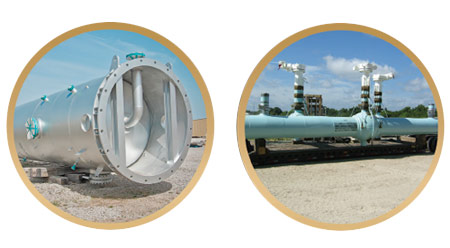 Pipeline Equipment Coating