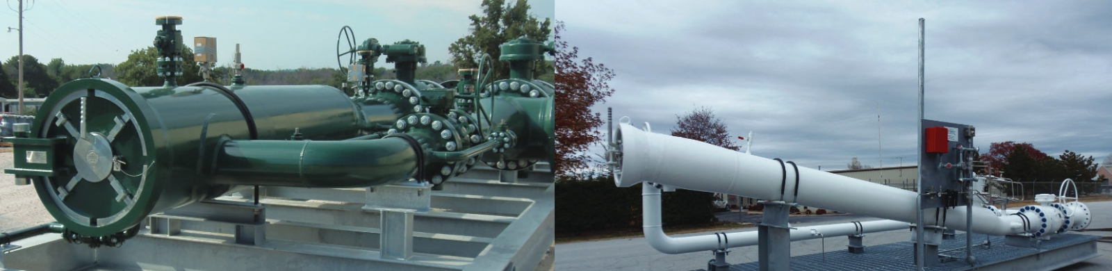 Pipeline Equipment Launchers & Receivers